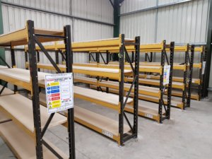 Shelving, New Shelving, Used Shelving, Second Hand Shelving
