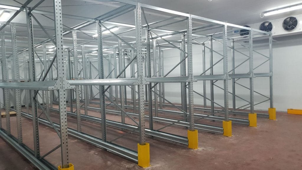 Gallery | We Buy Any Pallet Racking | Advanced Handling, Drive-in racking, pallet racking