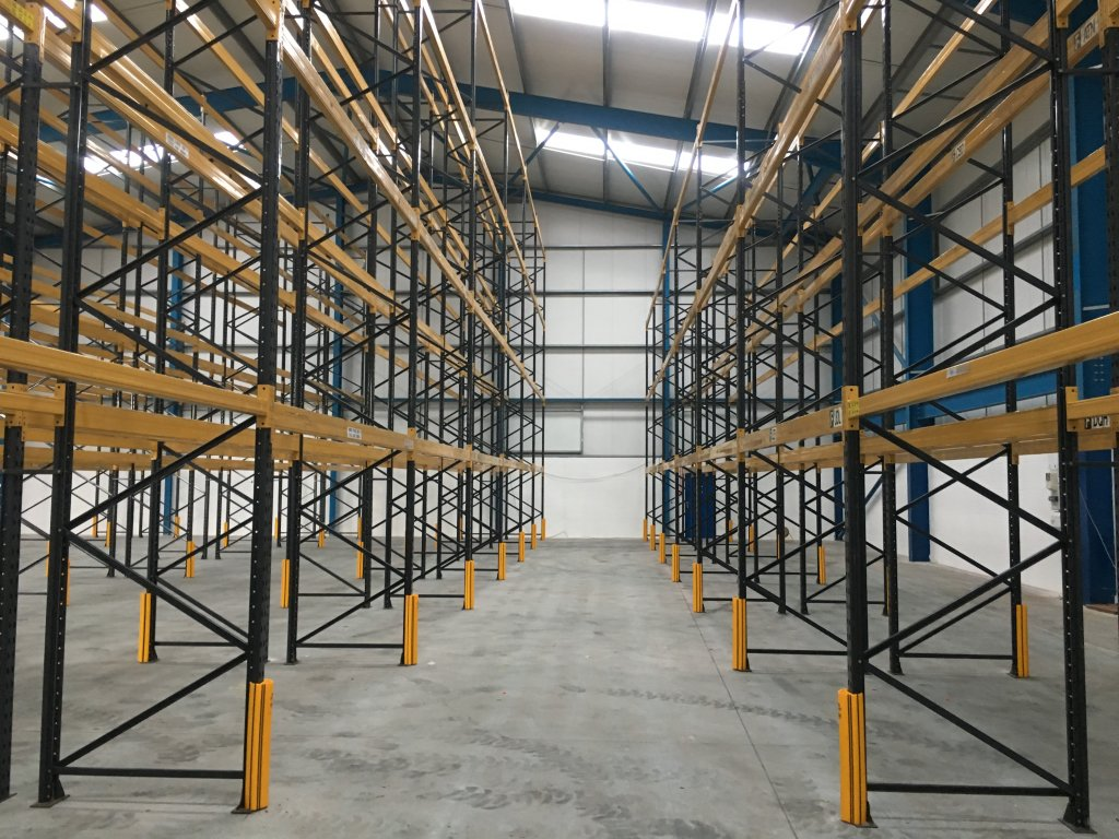 What We Buy | Second Hand Pallet Racking | Advanced Handling & Storage