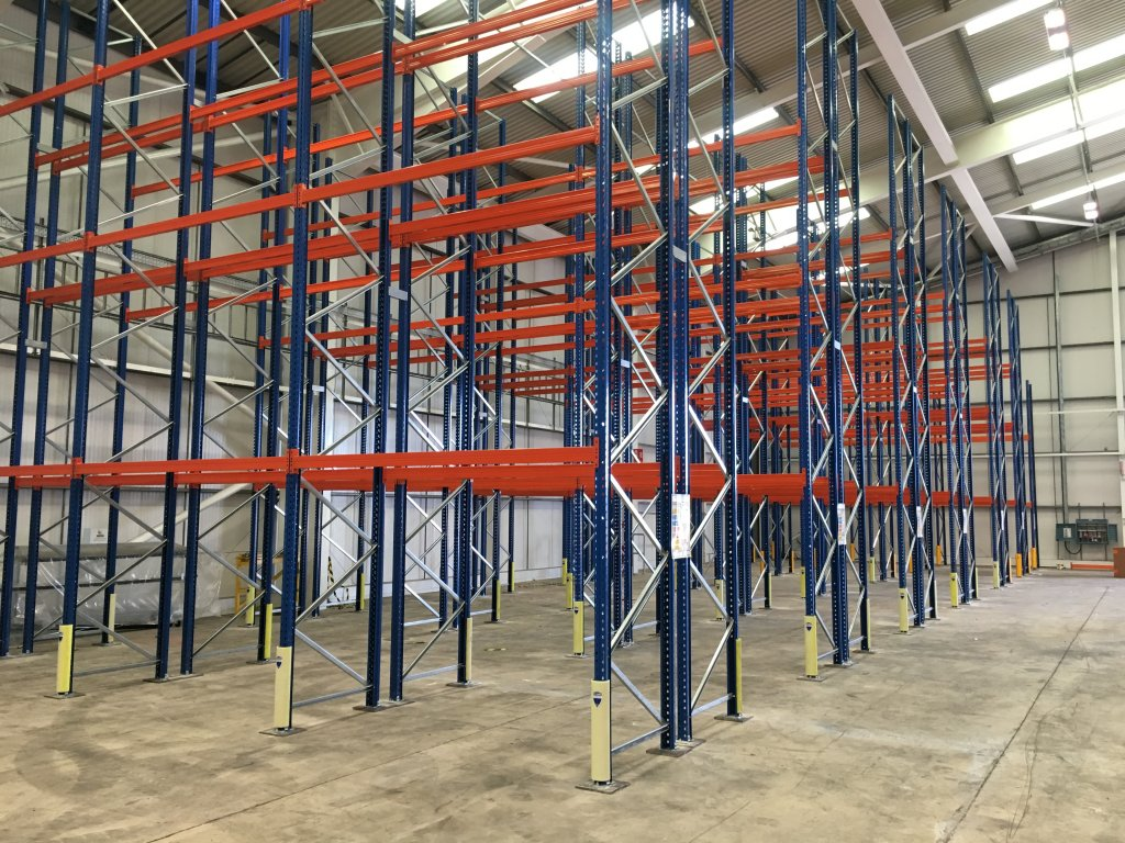 About | We Buy Any Pallet Racking | Advanced Handling Ltd, Warehouse, Second Hand Pallet Racking
