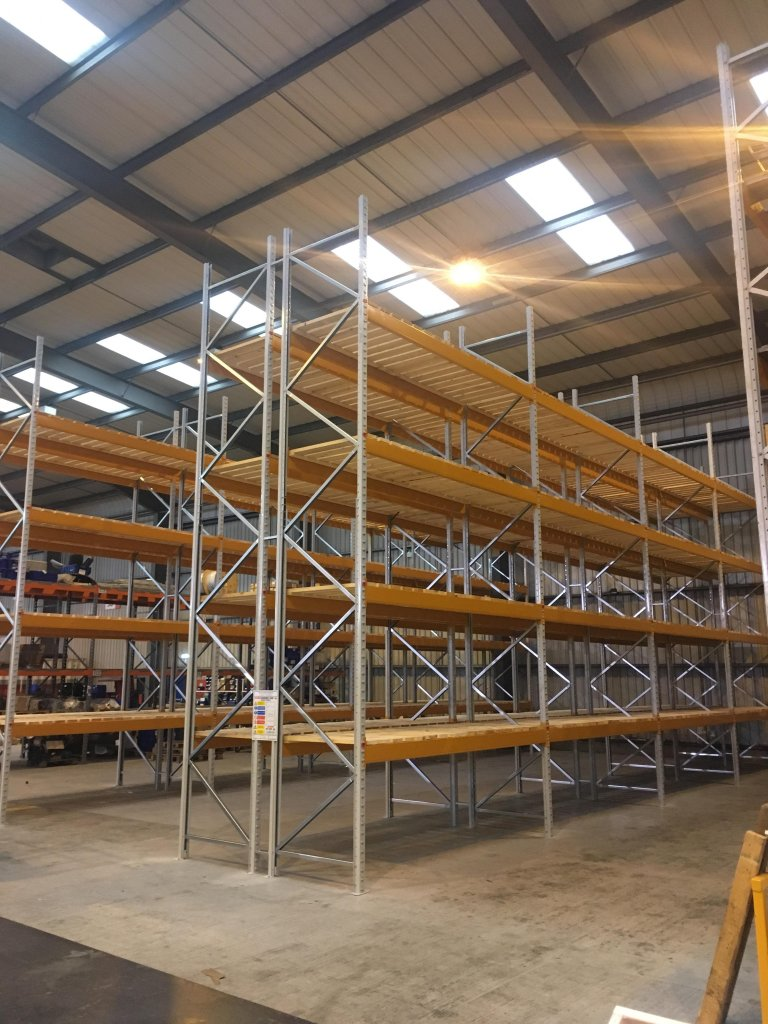 Gallery | We Buy Any Pallet Racking | Advanced Handling
