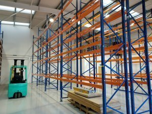 Second Hand Stow Pallet Racking, Warehouse Racking, Second Hand Pallet Racking