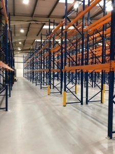 Second Hand Stow Pallet Racking, Second Hand Pallet Racking, Advanced Handling & Storage Ltd