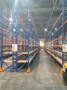 Second Hand Stow Pallet Racking, Second Hand Pallet Racking, Advanced Handling & Storage Ltd
