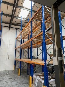 Second Hand Apex Pallet Racking,, Second Hand Pallet Racking, Apex Pallet Racking, Selective Pallet Racking