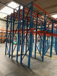 Drive In Pallet Racking. New Drive In Pallet Racking, Used Drive In Pallet Racking