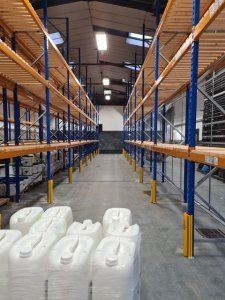 PSS Pallet Racking, Second Hand PSS Pallet Racking