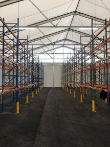 HiLo Rack Plan, HiLo Pallet Racking, Pallet Racking, Used HiLo Rack Plan